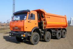 КамАЗ-6540: технические характеристики