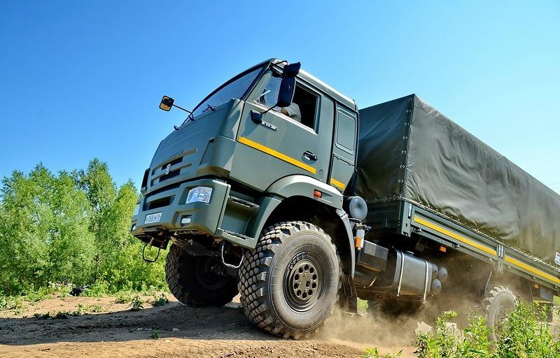 Модификации КамАЗ-43502(2)