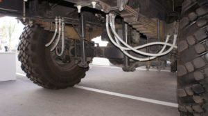 Об устройстве и комплектации КамАЗ-43502(2)