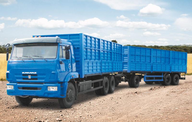 Отзывы водителей и владельцев КамАЗ-65117