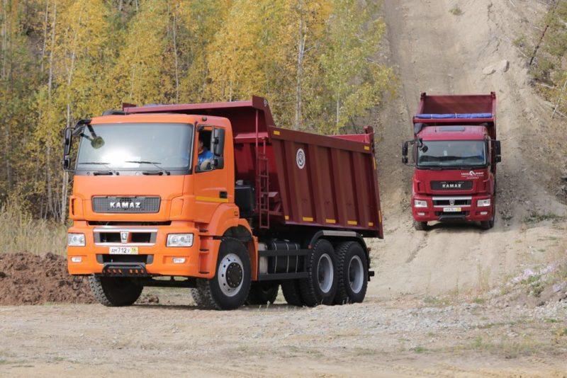 Отзывы водителей КамАЗ-6580