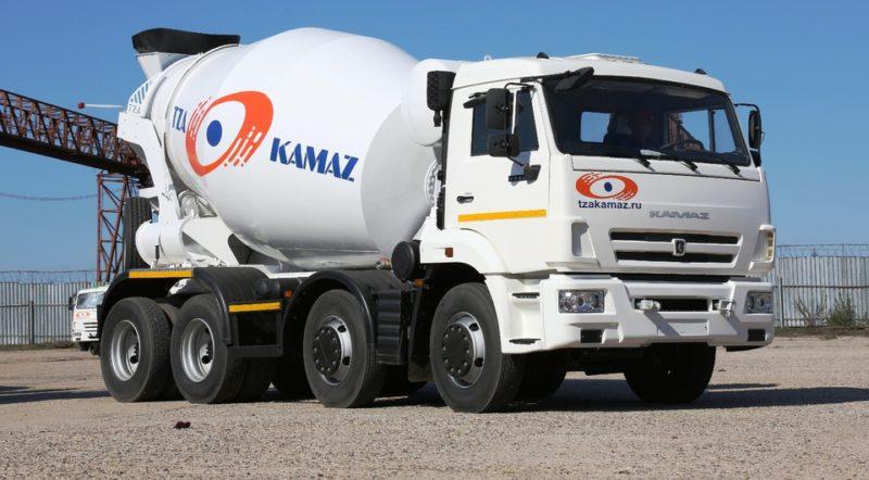 Стоимость грузовика КамАЗ-6540