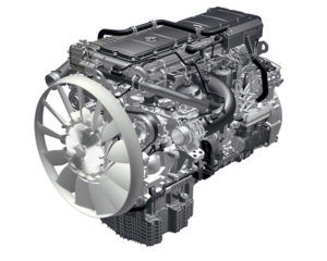 Двигатель МАЗ-5440М9