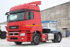 КамАЗ-5490: технические характеристики