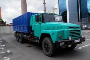 КрАЗ-250: технические характеристики
