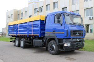 МАЗ-6312: технические характеристики