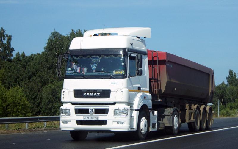 Отзывы владельцев и водителей КамАЗ-5490