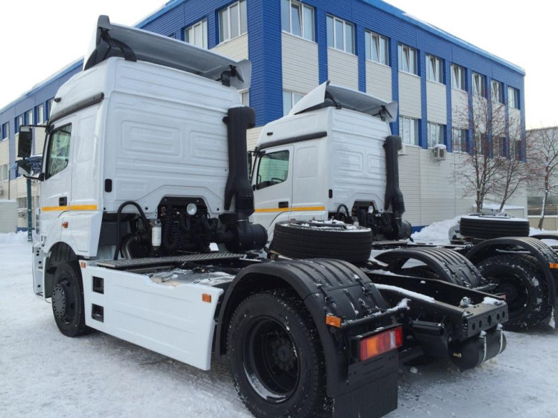 Стоимость автомобиля КамАЗ-5490