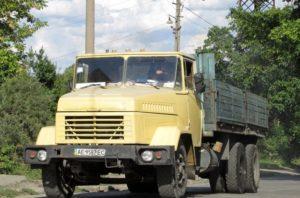 Устройство. Сходства и различия КрАЗ-219 (-257) и КрАЗ-250