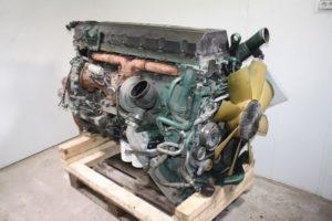 Двигатель FMX (6x4)