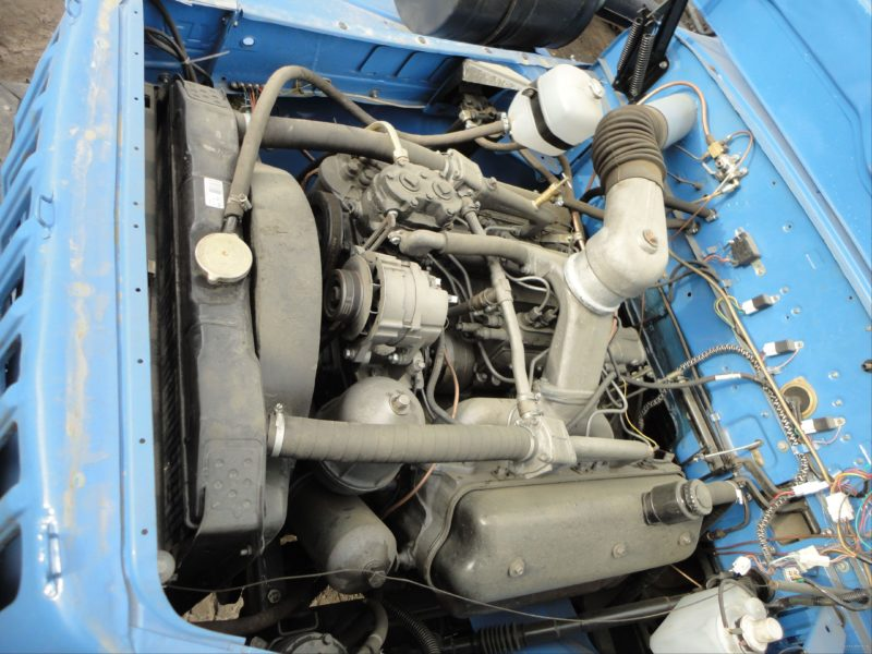 Двигатель Урал 32551-0010-41