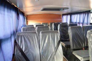 Отзывы о вахтовом автобусе Урал