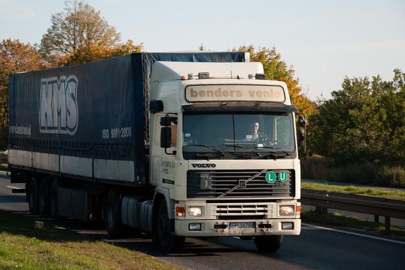Отзывы водителей о Volvo F12