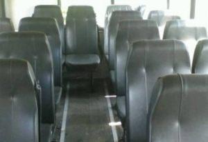 Подробнее об оборудовании салона вахтового автобуса