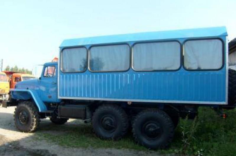 Стоимость вахтового автобуса Урал-32551-0010-41 на вторичном авторынке
