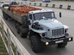 Тормозные системы Урал-44202