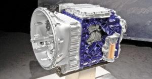 Трансмиссия Volvo FMX 6х4