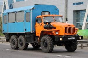 Урал-32551-0010-41: технические характеристики