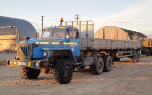 Урал-44202: технические характеристики