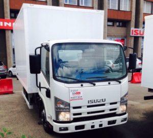 Двигатель грузовика Isuzu NMR85H