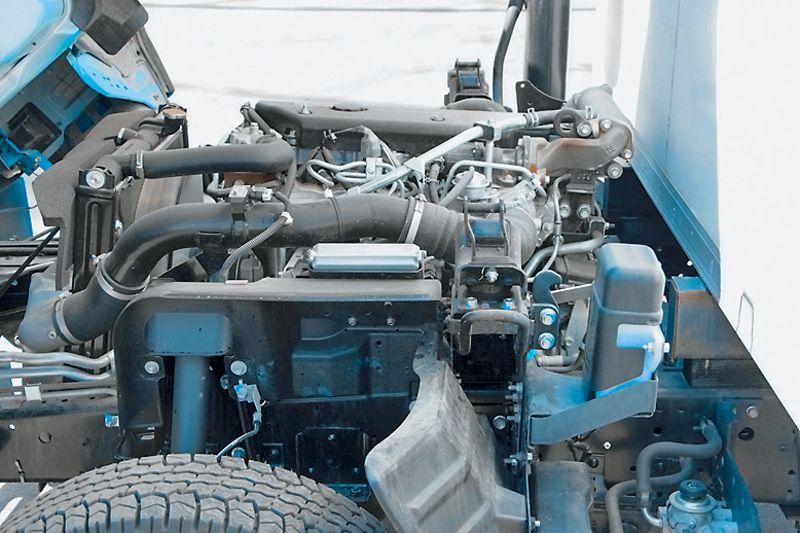 Двигатель Isuzu NQR75R