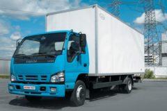 Isuzu NQR75R: технические характеристики