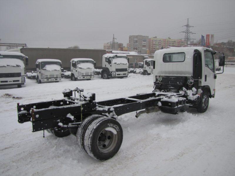 Особенности грузовиков Isuzu NPR75