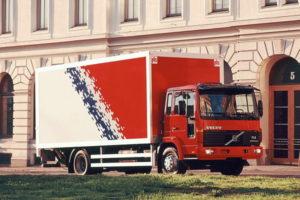 Volvo FL6: технические характеристики