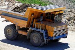БелАЗ-7540: технические характеристики