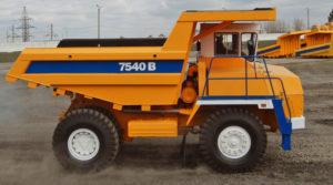 Двигатели БелАЗ-7540