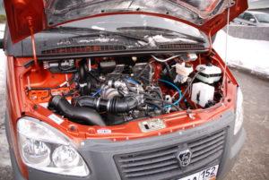 Двигатели ГАЗ-3302