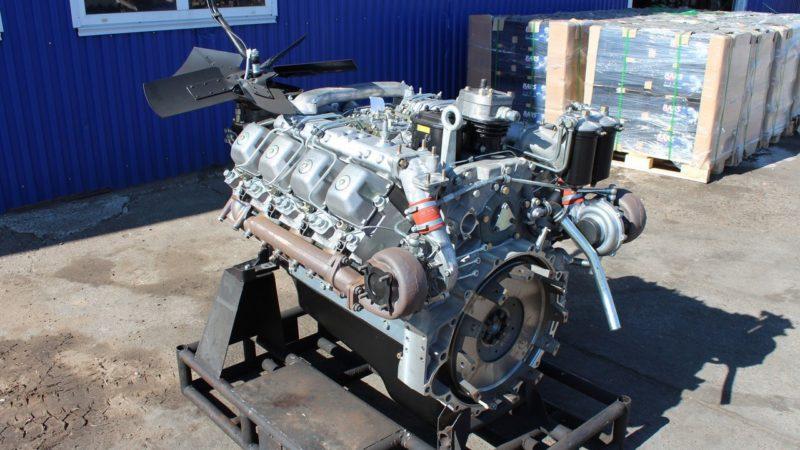Двигатели КамАЗ-5460