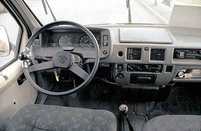 Кабина ГАЗ-3302
