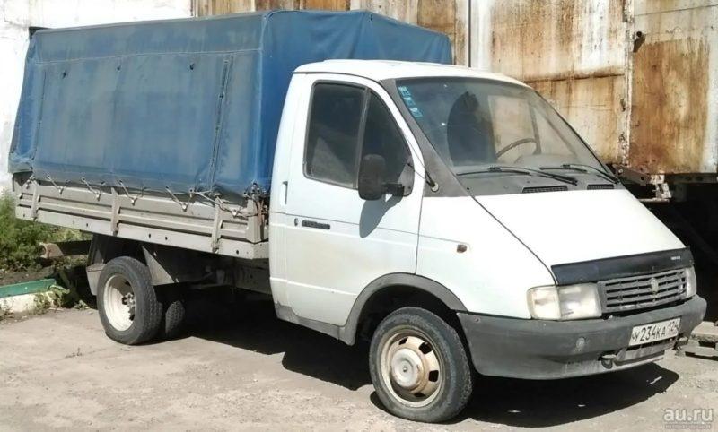 Модификации ГАЗ-3302