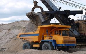 Трансмиссия и гидравлическая система БелАЗ-7540