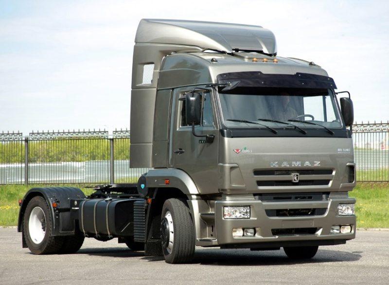 Вторая модернизация, 2010 год: КамАЗ-5460-63-02