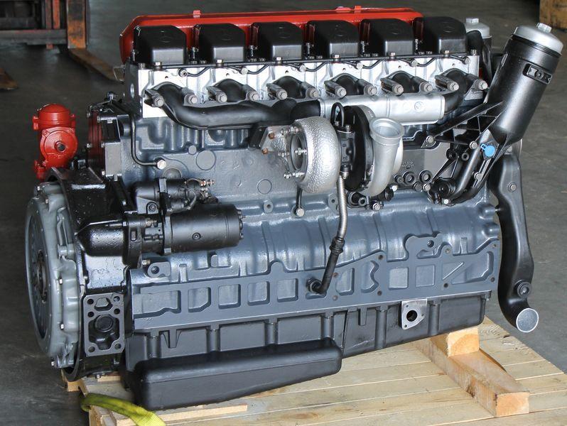 Двигатель КамАЗ-65206, расход дизтоплива