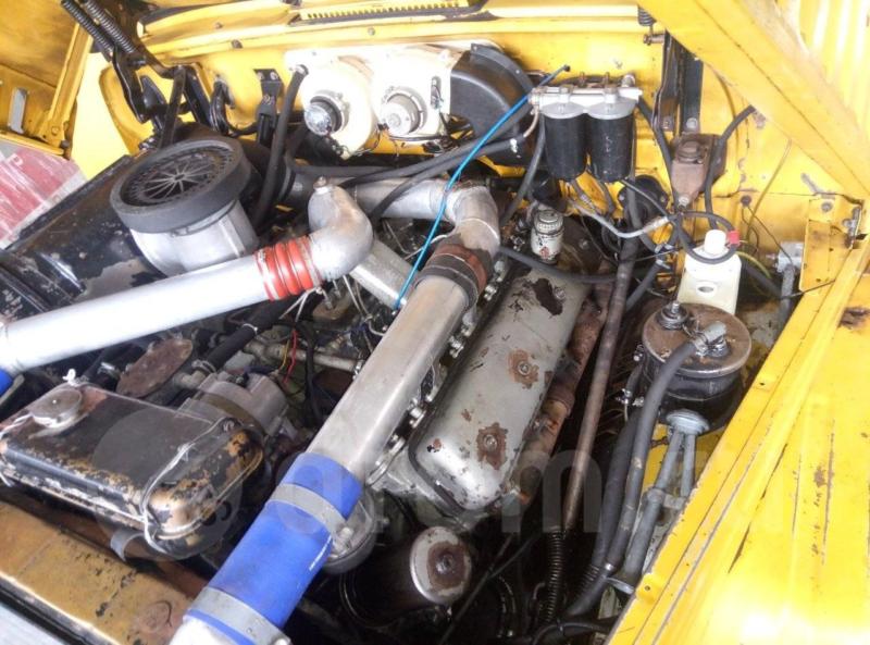 Двигатель КрАЗ-65101