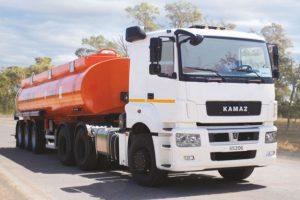 КамАЗ-65206: технические характеристики
