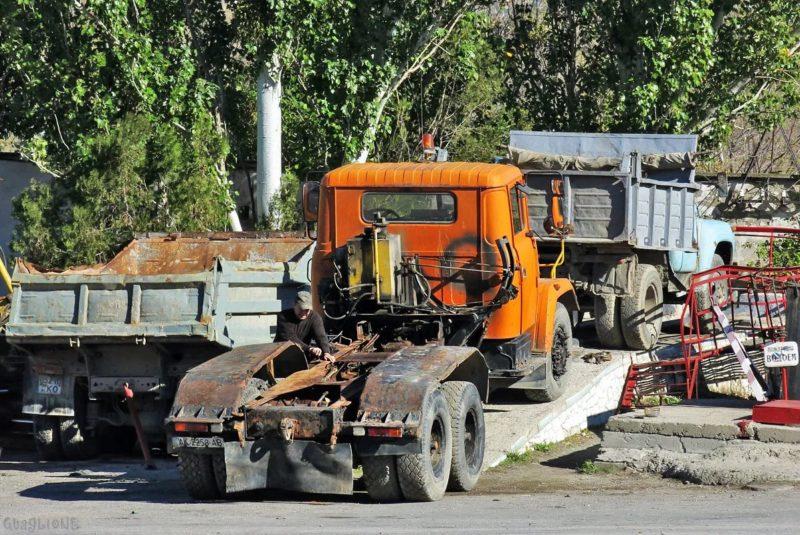 Отзывы водителей о грузовиках КрАЗ-65101