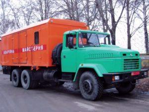 Рулевое управление. Тормозная система КрАЗ-65101