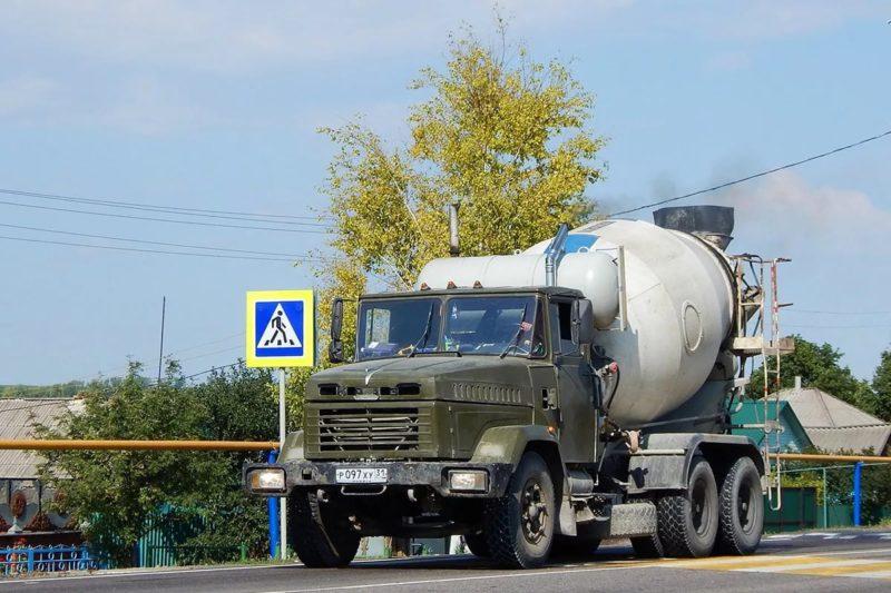 Стоимость автомобиля КрАЗ-65101