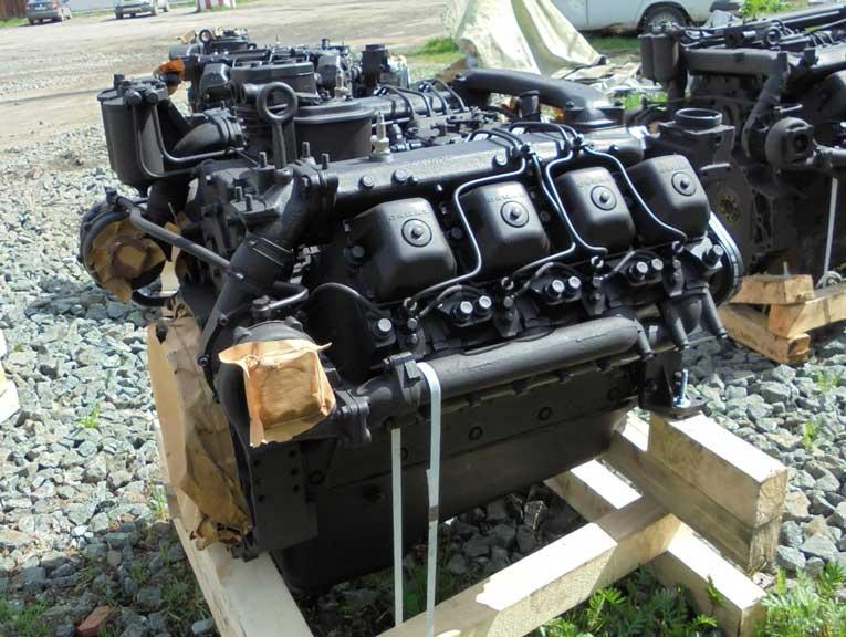 Двигатель КамАЗ-53229