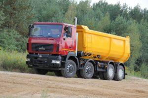 МАЗ-6516: технические характеристики