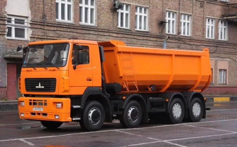 МАЗ-6516А9(А8) (Евро-З)