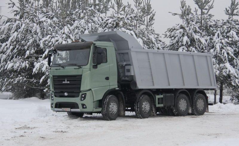 МАЗ-6516М9-620 (Евро-6)
