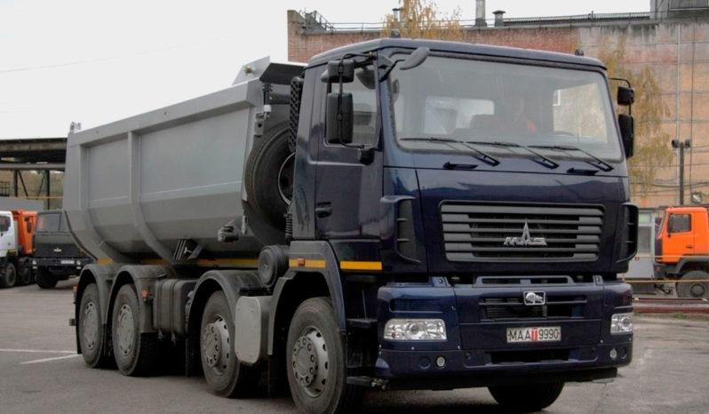 МАЗ-6516В9-480 (Евро-4)