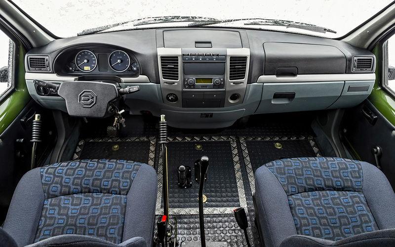 Отзывы о вездеходах ГАЗ-34039