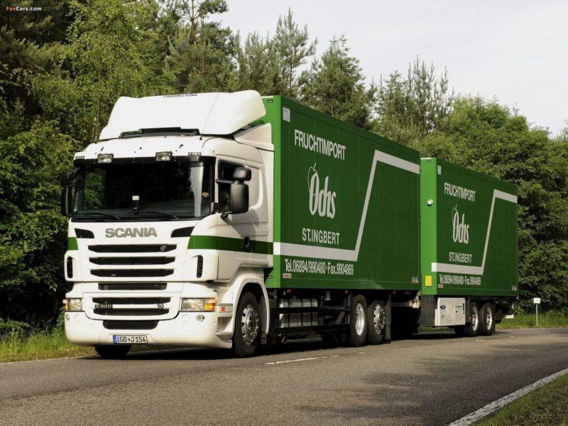 Отзывы российских владельцев о грузовиках Scania R500