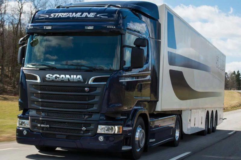 Scania R500: технические характеристики
